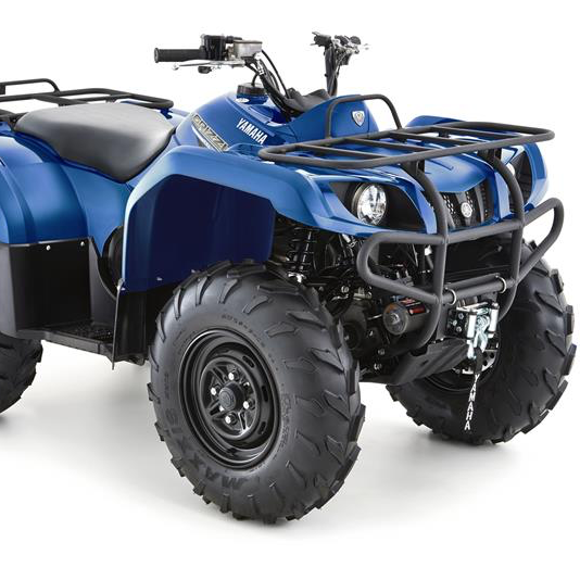 Yamaha grizzly 350 2wd sevink quads for Yamaha 350 grizzly